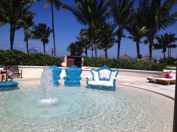 Sandals Royal Bahamian Treated like a queen