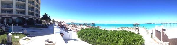 Sandals Royal Bahamian Balmoral Tower beach1