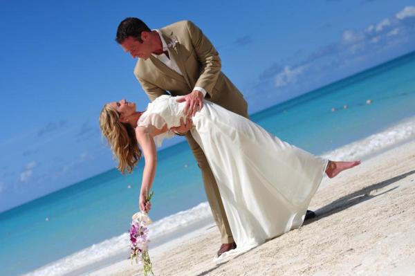 Destination Wedding Sandals Grande Antigua