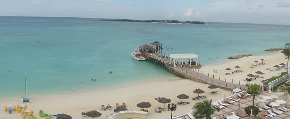 Sandals Royal Bahamian all inclusive resort