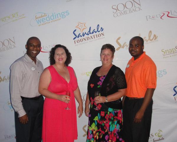 Sandals Travel Agents Training
