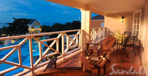Sandals Grande Riviera - Great House