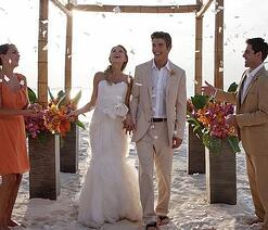 Destiation Wedding - Island Paradise