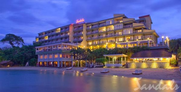 Sandals Grande Riviera - Riviera Seaside