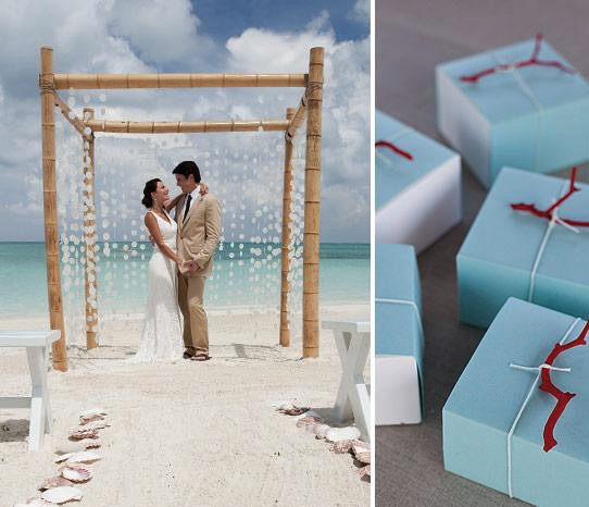 Custom Caribbean Destination Wedding