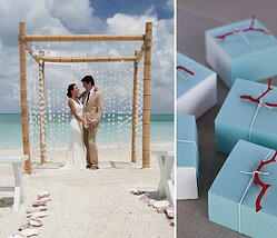 Custom Caribbean Destination Wedding