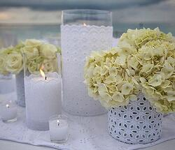 Destination Wedding - Vision in White