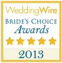 wedding wire brides choice awards 2013