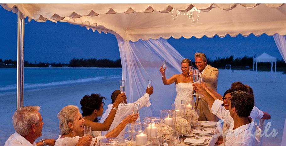 Destination Wedding travel