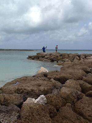 Sandals Royal Bahamian Fishing
