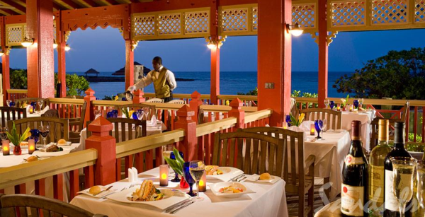 Sandals Royal Bahamian Stew Fish Dinner resized 600