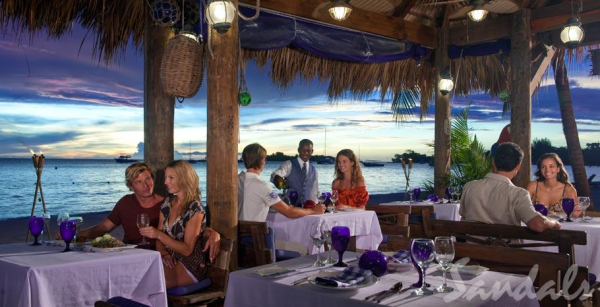 Sandals Resorts Dining resized 600