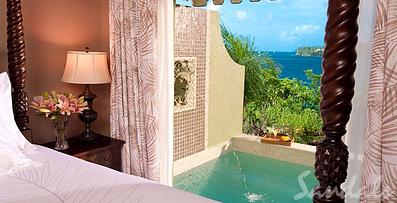 St Lucia Sunset Bluff Honeymoon Suite2 resized 600