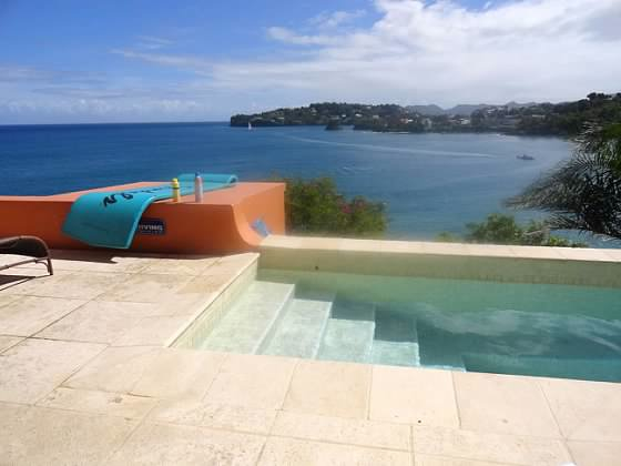St Lucia Honeymoon suite