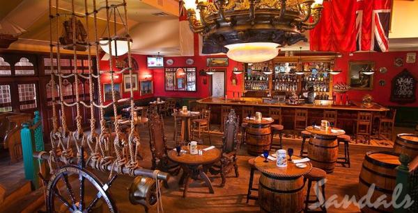 Sandals Resorts Olde London Pub1 resized 600