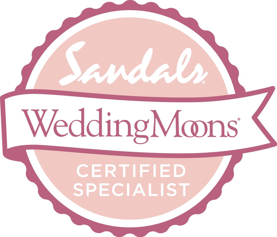 Certified Destination Wedding Specialist