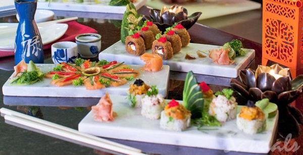 Sandals Resorts Soy Sushi1 resized 600