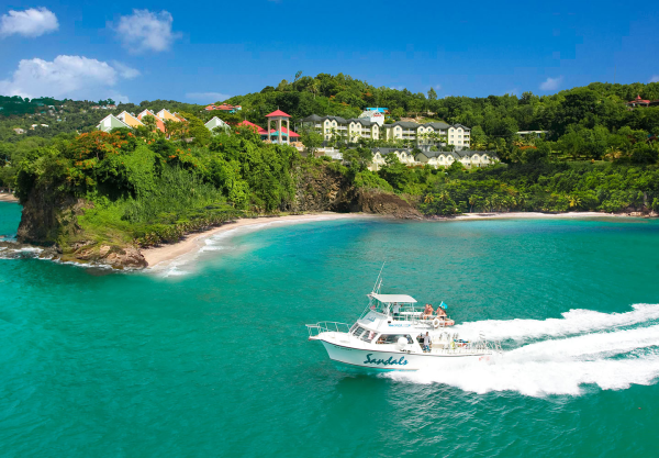Sandals La Toc St Lucia honeymoon suite sunset bluff resized 600