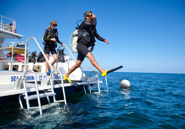 Scuba Dive Jamaica included resized 600
